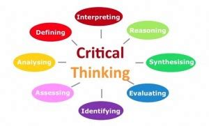 Reflecting on Personal Critical and Creative Thinking Skills